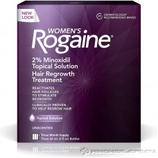 Rogaine миноксидил 2% *3