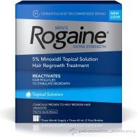 Rogaine миноксидил 5% *3